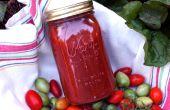 Meer rendement halen uit uw tomaten oogst en het behoud van de technieken