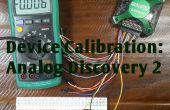 Hoe om te kalibreren van de analoge Discovery 2