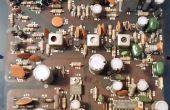 Hoe te herstellen van onderdelen van oude of kapotte elektronica zonder een soldeerbout!