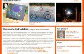 Het delen van uw project op Instructables