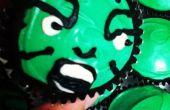 Ongelooflijke Hulk Cupcakes