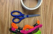 Hoe maak je een Candy Stripe vriendschap armband