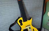 Maak een Korg Kaossilator gitaar