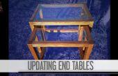 Einde tabellen bijwerken