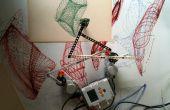 Bouwen van een Drawbot met LEGO