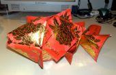 Chinees Nieuwjaar decoratie - Lai Zie (rode zak) vis
