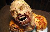 Walking Dead Zombie taart