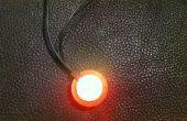 Elektronica ketting van hoofdtelefoon kabel