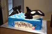 Orka (Orca) taart