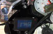 Het installeren van een aangepaste USB-lader in uw motorfiets