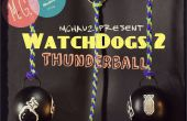1ste Thunderball build beurswaakhonden