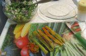 STIJLVOLLE recept en SERVEREN van SALSA VERDE