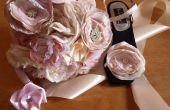 Prachtige stof bloemen
