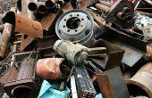 Hoe opruimen van elektronische onderdelen. (Gratis werkstukken voor iedereen)