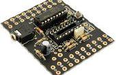 Arduino microcontroller project