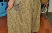 Hoe maak je wikkel broek