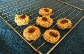 Havermout rozijnen 3 ingrediënt cookie
