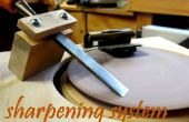 DIY verscherping systeem vanaf een gebroken breadmaker