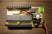 DIY Arduino op klemmenstrook met een kleine vormfactor