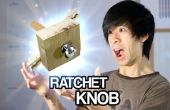 Ratchet Knob (unidirectionele mechanisme)