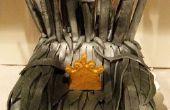 Spel van tronen: ijzeren troon taart