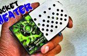 Draagbare elektrische kachel/koeler met Peltier (Thermo-elektrische) Module