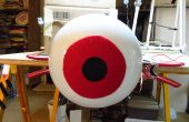 Enorme Arduino Animatronic LED Eyeball