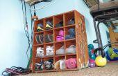 De schoen Keeper AKA schoen organisator /Clutter Reducer