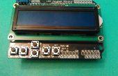 4-in-1 Arduino LCD schild Kit