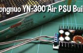 YongNuo YN-300 Air PSU Build