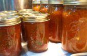 Canning tomaten: Geroosterde Salsa