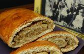 Kalacs (Hongaarse zoet brood)