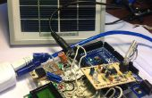Zonne-energie aangedreven hartslagmeter