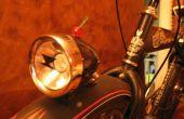 3W Led Retro koplamp fiets