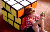 Rubik's kubus commode