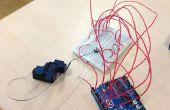 Sluit de arduino en maken de spreker spelen