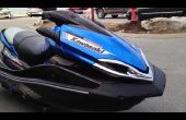 "Kawasaki PWC/jetski ""How to video's voor Ultra 300 & 310"