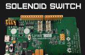 LinkIt één Bluetooth solenoïde Control