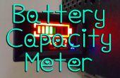 Het installeren van een batterij capaciteitsmeter.