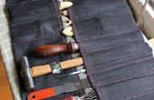 Hoe maak je een hulpmiddel roll - brengen uw hand tools overal met u!