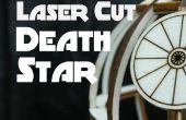 Lasergesneden Death Star