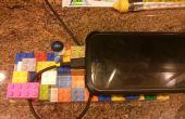 Hoe maak je een lader van de telefoon/tablet LEGO®