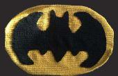 Hoe haak de Batman-symbool