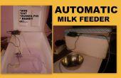Arduino automatische melk feeder