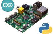 Bouwen van robots met Raspberry Pi en Python