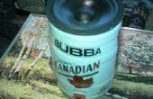 Bubba Bier Keg sub-woofer
