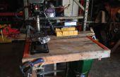 Pallet Rack Workstation