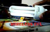 CFL's (met behulp van draadloze elektriciteit) draadloze