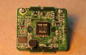 Maken van een eenvoudige, Lensless USB microscoop voor onder $15