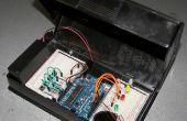 Upcycled beschermhoes voor Arduino